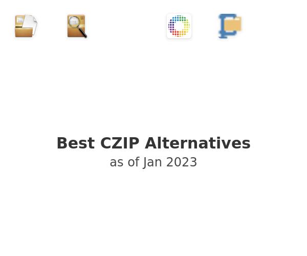 Best CZIP Alternatives