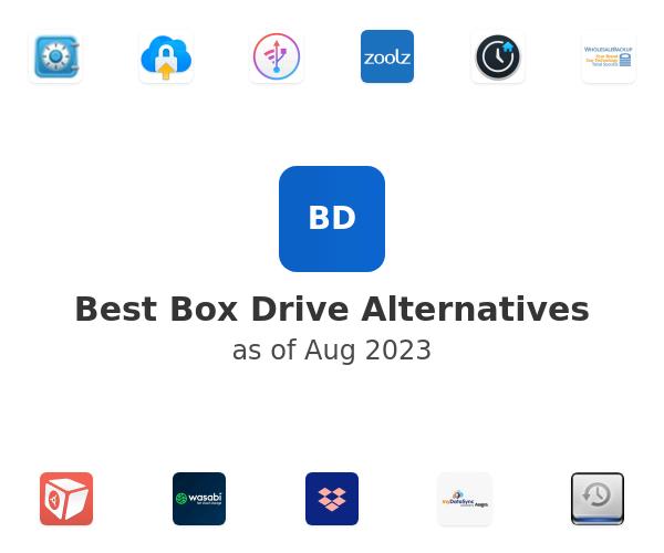 Best Box Drive Alternatives