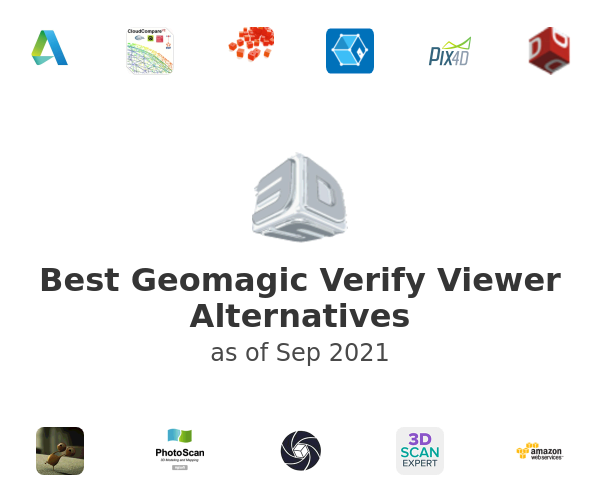 Best Geomagic Verify Viewer Alternatives