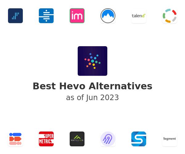Best Hevo Data Alternatives