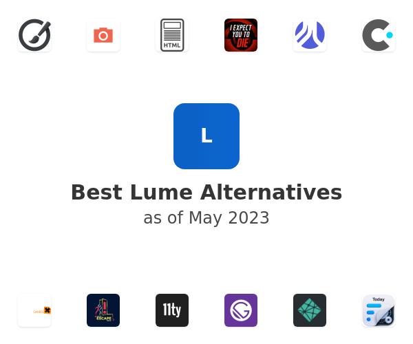 Best Lume Alternatives