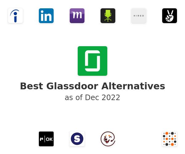 Best Glassdoor Jobs Alternatives