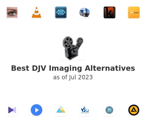 Best DJV Imaging Alternatives