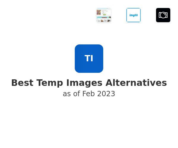 Best Temp Images Alternatives