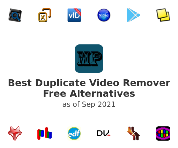Best Duplicate Video Remover Free Alternatives