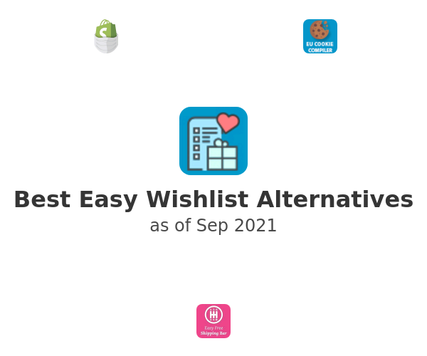 Best Easy Wishlist Alternatives