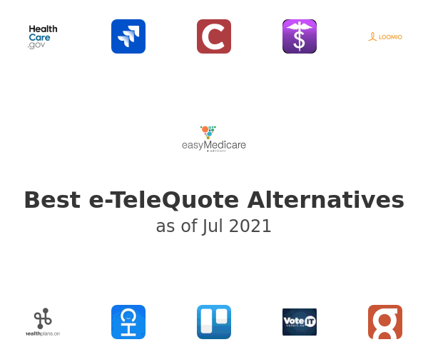 Best e-TeleQuote Alternatives