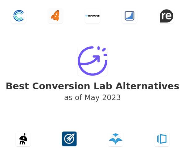 Best Conversion Lab Alternatives