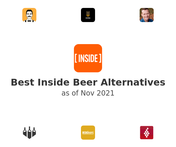 Best Inside Beer Alternatives