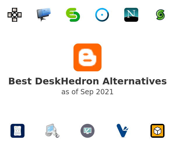 Best DeskHedron Alternatives