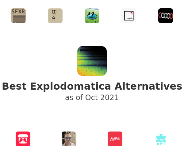 Best Explodomatica Alternatives