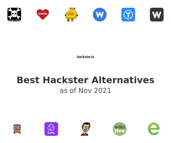 Best Hackster Alternatives