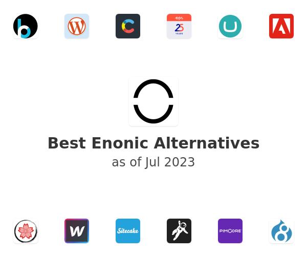 Best Enonic XP Alternatives
