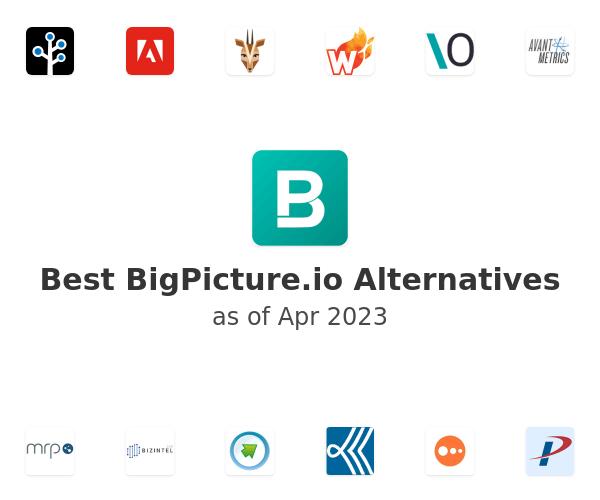 Best BigPicture.io Alternatives