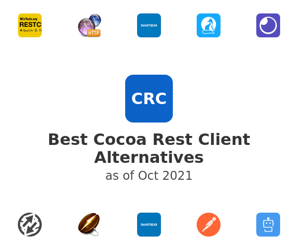 Best Cocoa Rest Client Alternatives