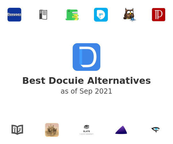 Best Docuie Alternatives