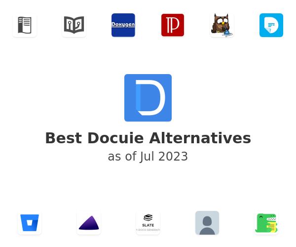 Best Docuie Alternatives