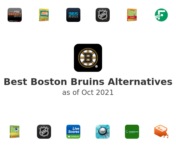 Best Boston Bruins Alternatives