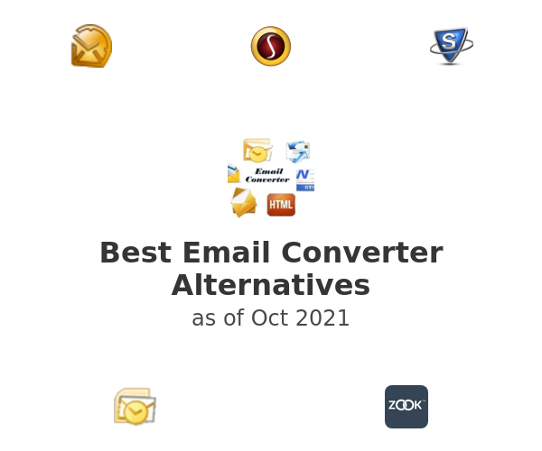 Best Email Converter Alternatives