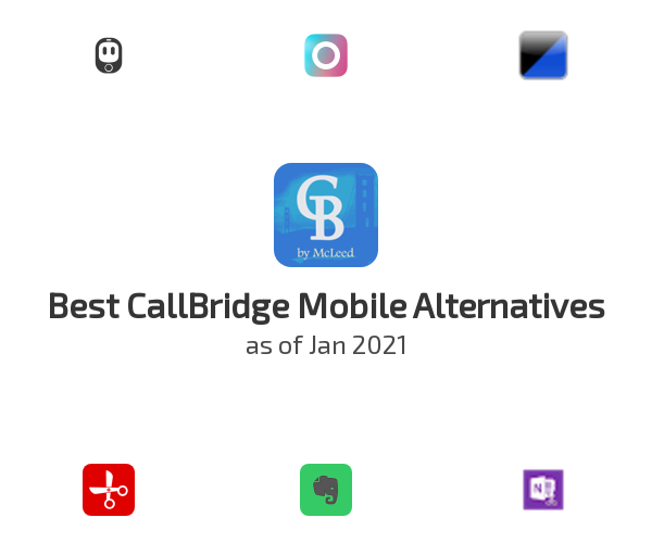 Best CallBridge Mobile Alternatives