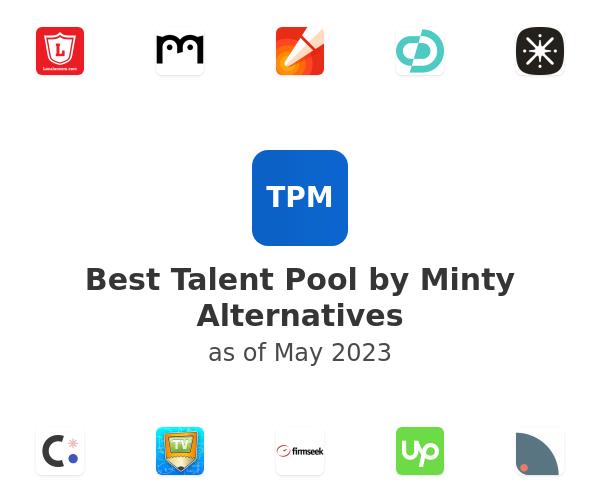 Best Talent Pool by Minty Alternatives