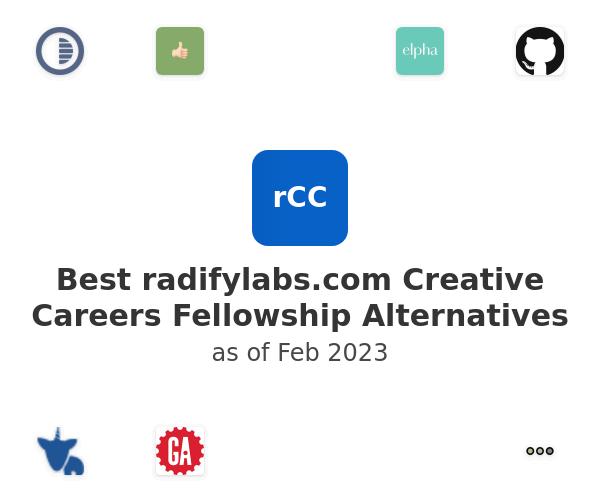 Best Creative Careers Fellowship Alternatives