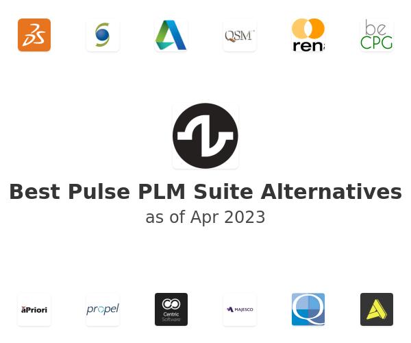 Best Pulse PLM Suite Alternatives