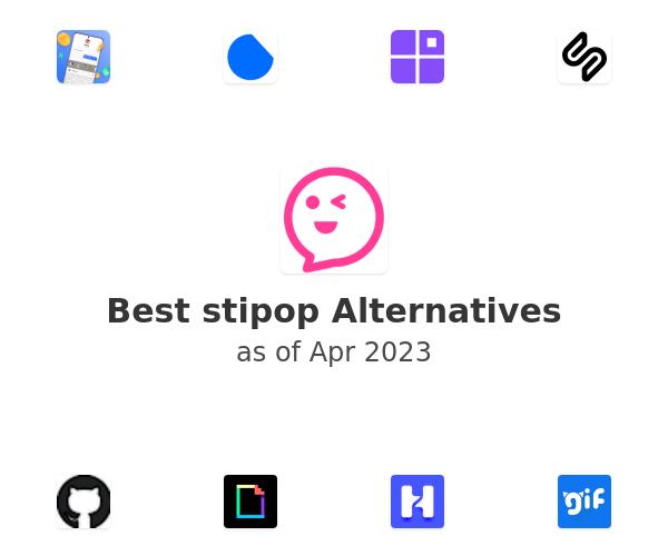 Best stipop Alternatives