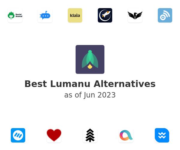 Best Lumanu Alternatives
