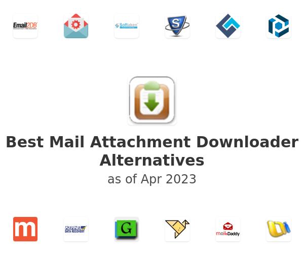Best Mail Attachment Downloader Alternatives