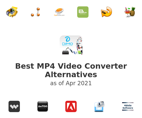 Best MP4 Video Converter Alternatives