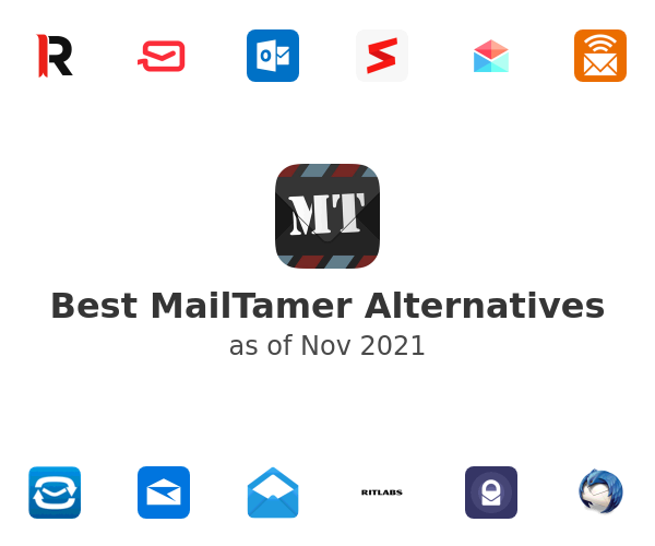 Best MailTamer Alternatives