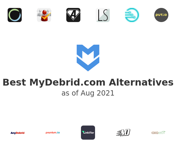 Best MyDebrid.com Alternatives