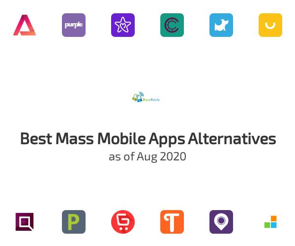 Best Mass Mobile Apps Alternatives