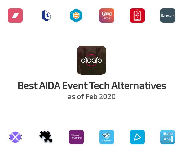 Best AIDA Event Tech Alternatives