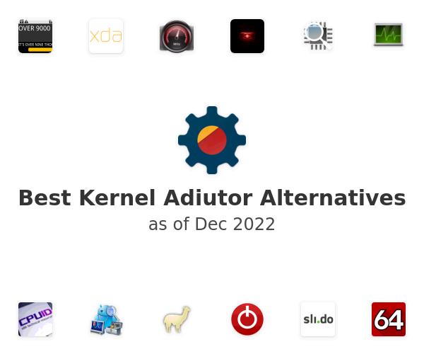 Best Kernel Adiutor Alternatives