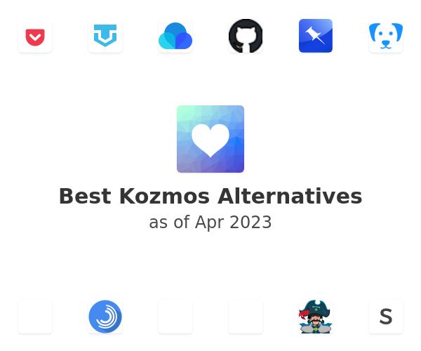Best Kozmos Alternatives