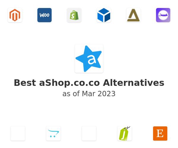 Best aShop.co Alternatives