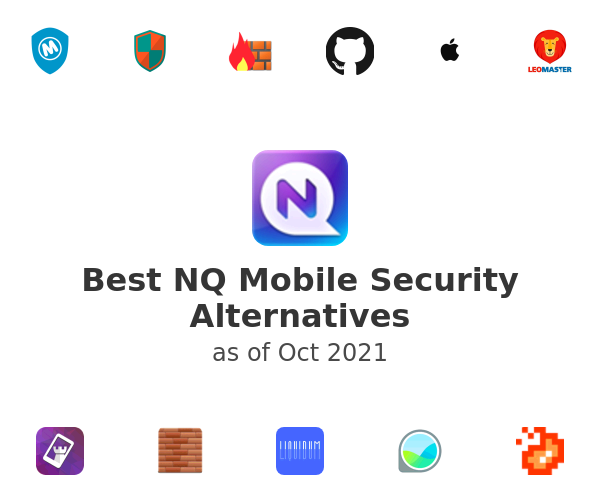 Best NQ Mobile Security Alternatives