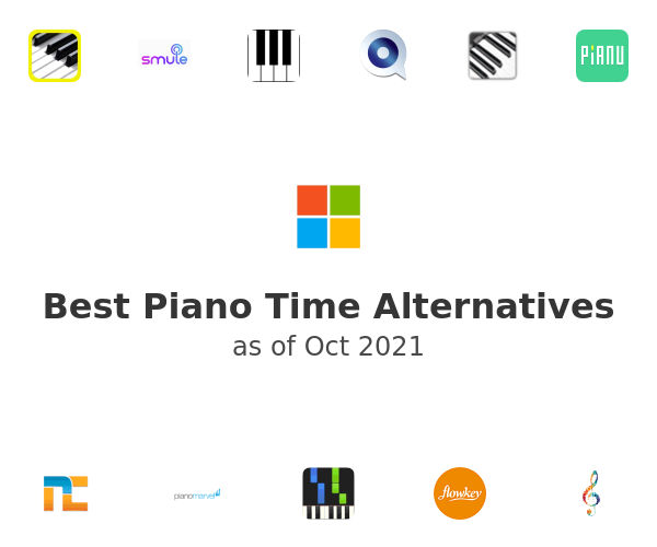 Best Piano Time Alternatives