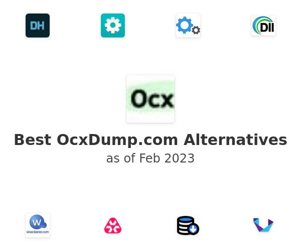 Best OcxDump.com Alternatives