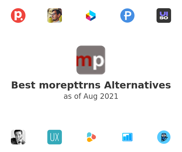 Best morepttrns Alternatives