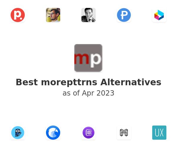 Best morepttrns Alternatives