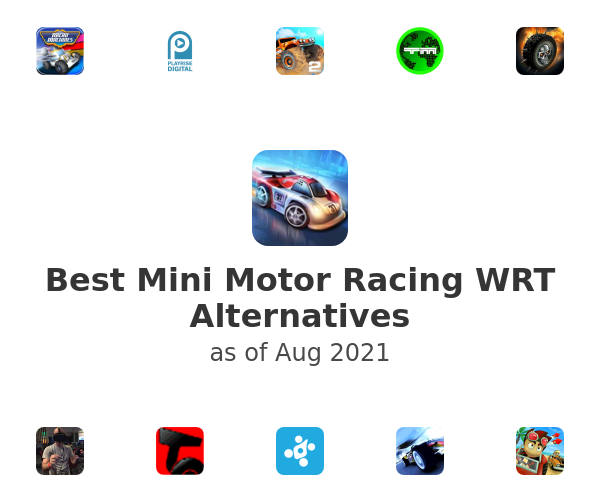 Best Mini Motor Racing WRT Alternatives