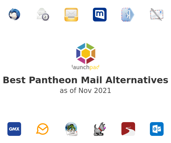 Best Pantheon Mail Alternatives