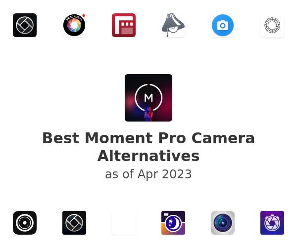 Best Moment Pro Camera Alternatives