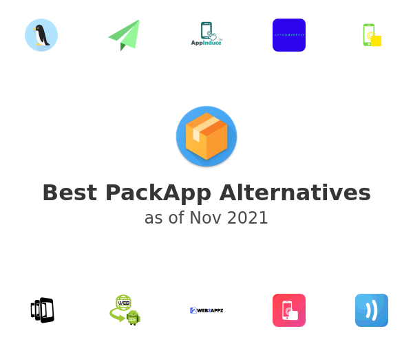 Best PackApp Alternatives