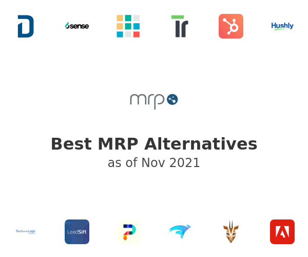 Best MRP Alternatives