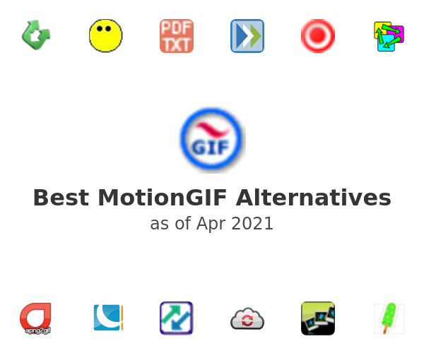 Best MotionGIF Alternatives