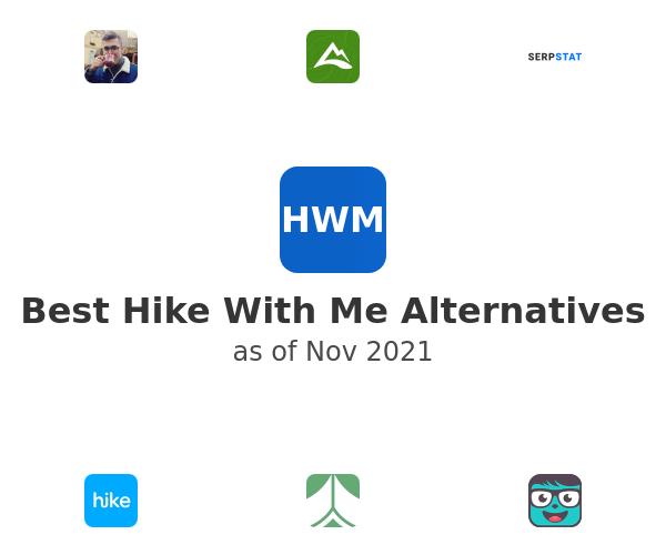 Best Hike With Me Alternatives